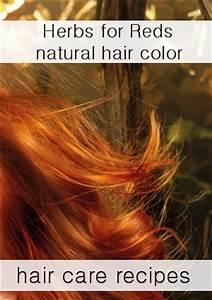 Homemade Hair Dye Rooibos The Punchcard Posse