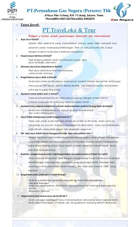 recruitment surat undangan pt perusahaan gas negara persero tbk 1