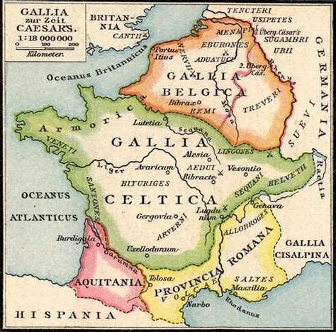 Ancient Rome Are The Terms Gaul And Celt
