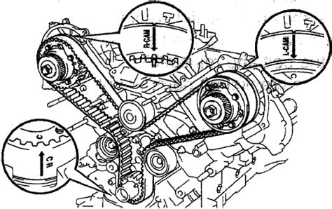 repair guides engine mechanical components timing belt sprockets autozone