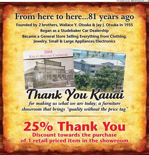 the garden island newspaper best of kauai garden island newspaper fasci garden
