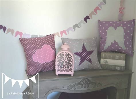 chambre fille violet stunning idee deco chambre bebe fille gris et