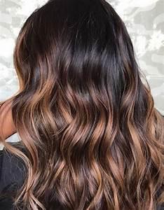 Ombré Hair Blond Foncé : ombr hair caramel ombr hair les plus beaux d grad s de couleur elle ~ Nature-et-papiers.com Idées de Décoration