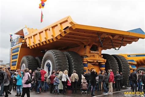 largest  strangest machines   world