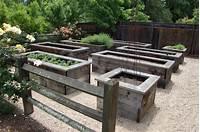 raised garden boxes How to Create raised garden beds designs