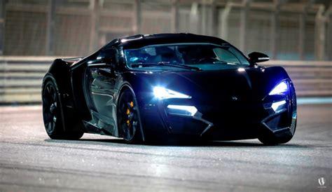ykan, Hypersport, Cool Cars, Car, Fast Cars, Supercars, Lykan Hypersport Black - Photo #8458 ...