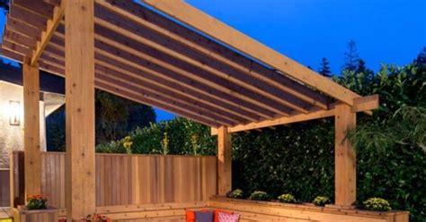 angled pergola porches patios  verandahs pinterest