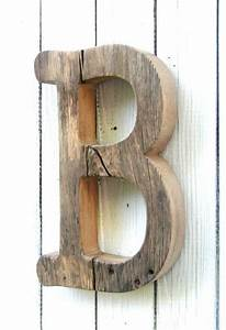 Wall decor initial letter b wall decor ideas for home for Decorative wooden letters for shelves