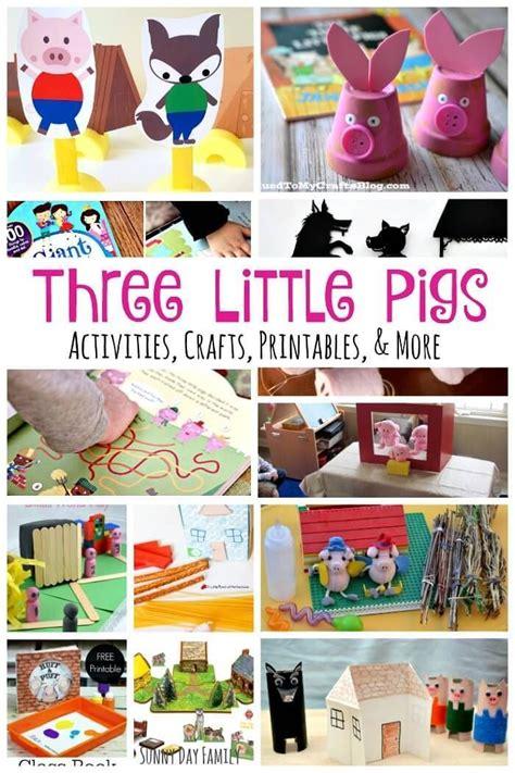 the three little pigs preschool activities 51 best three pigs images on three 753
