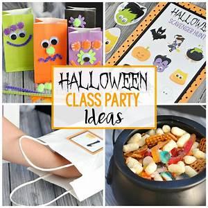 Easy, U0026, Fun, Halloween, School, Party, Ideas, U2013, Fun