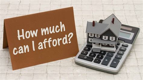 How Much House Can I Afford?  Home Affordability Calculator