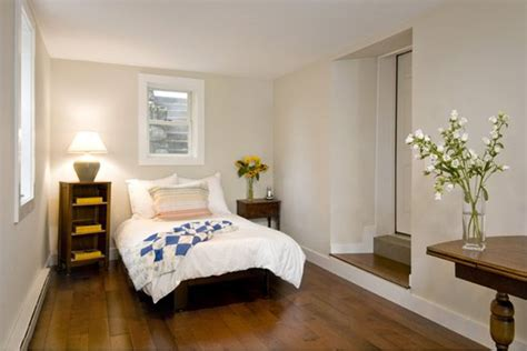 Converting Living Room Into Master Bedroom by No Need For A Larger Home Just Convert Space Into