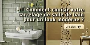 Comment Choisir Son Carrelage : comment choisir votre carrelage de salle de bain pour un ~ Dailycaller-alerts.com Idées de Décoration