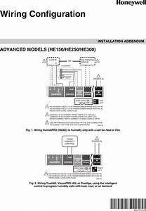 Wiring Diagram For Honeywell Visionpro Iaq