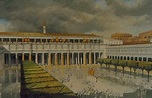 Why aren't ancient cities being rebuilt? Like Rome, and so ...
