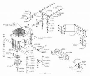 Dixon Ram 50  2005  Parts Diagram For Engine  Kawasaki