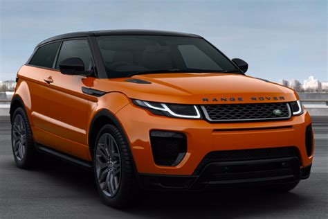 The £71k Range Rover Evoque