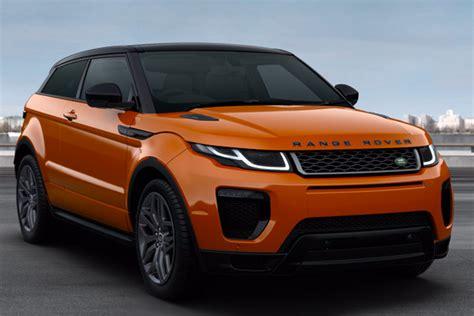 land rover configurator   range rover evoque car