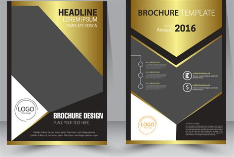 Brochure Templates Images Template Design Ideas Brochure Design Template With Modern Style Background Free