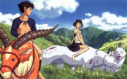 Princess Mononoke Anime Wallpapers Ashitaka