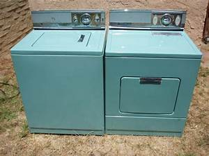 1965 Blue Kenmore Washer  Dryer Weekend Find