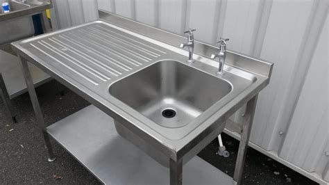commercial kitchen sinks  home designs