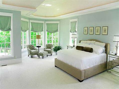 Relaxing Bedroom Paint Colors  Car Interior Design