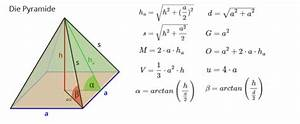 Pyramide Oberfläche Berechnen : wissensartikel mathe artikel geometrische k rper ~ Themetempest.com Abrechnung