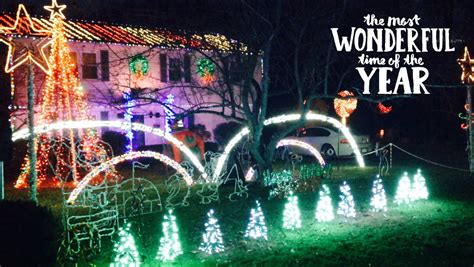 rhode island christmas light displays 10 christmas light displays in rhode island and