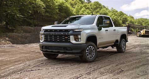 Chevrolet Colorado Hd Picture by 2020 Chevrolet Silverado Hd Shows Bad Boy Style In New