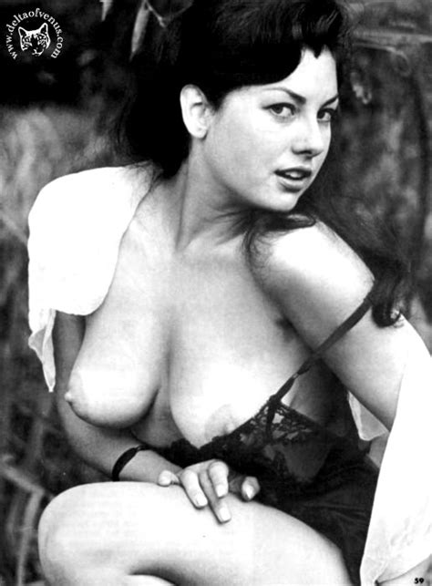 Erotic Vintage Photos By Delta Of Venus Erotic Beauties