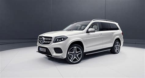 mercedes jeep 2018 2018 mercedes benz gls grand edition revealed the torque