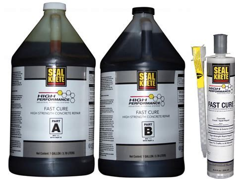 Fast Curing Crack Repair   Seal Krete High Performance