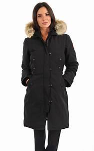 Vetement Grand Froid Canadien : parka canadienne grand froid femme ~ Dode.kayakingforconservation.com Idées de Décoration