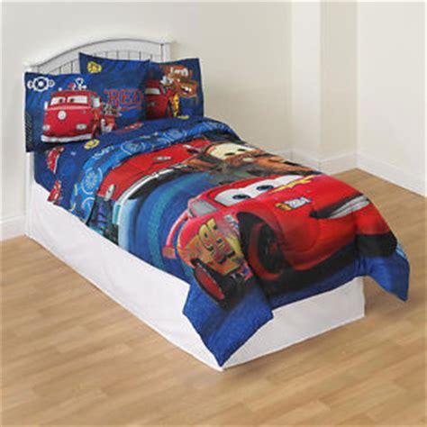 Disney Cars Lightning Mcqueen Bedding Boys Blue Bedroom