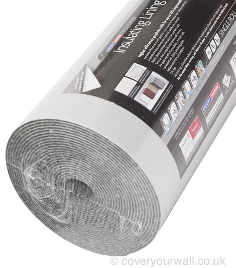 buy graphite insulating lining paper coveryourwall
