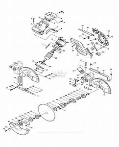 Makita Ls1013 Parts Diagram For Assembly 1
