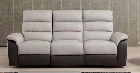 univers du cuir canape cheryne canapé cuir relaxation électrique personnalisable