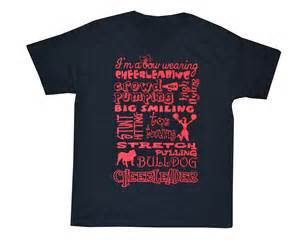 Cheer Shirt Designs