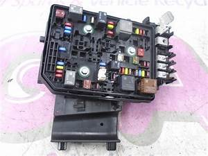 1997 Acura Slx Fuse Box Location