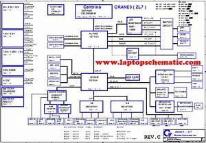 Acer Aspire 5510 Schematic Diagram  U2013 Laptop Schematic