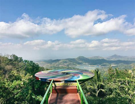 pesona wisata alam pule payung kulon progo jogjakarta