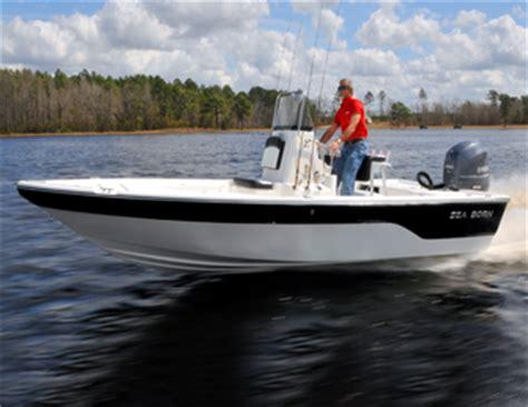 Sea Born Boat Warranty by Fx21 Bay Sea Born Boats