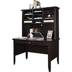 altra furniture amelia computer desk with hutch espresso