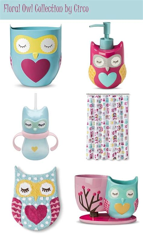 owl bathroom accessories target the world s catalog of ideas