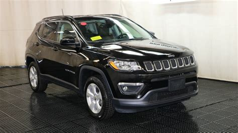 Jeep Compass Latitude 2018 by New 2018 Jeep Compass Latitude Sport Utility In Marshfield