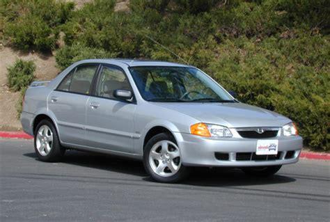 Mazda Protege Service Repair Manual