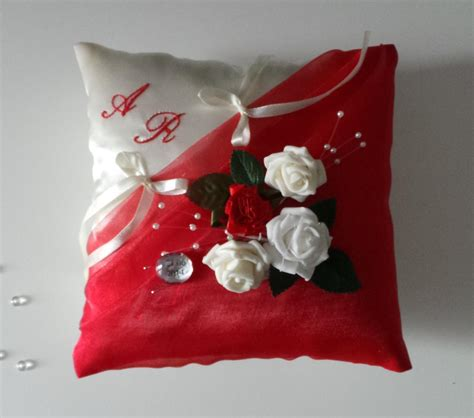 coussin alliance mariage personnalise coussin mariage personnalis 233 amour
