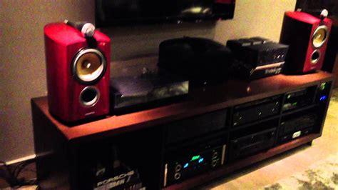 My New Mcintosh Audio System Youtube