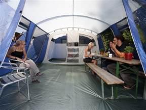 Skandika Milano 6 Man Tent - Blue